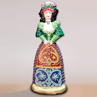 La pupa simbolo artigianato matera nei sassi