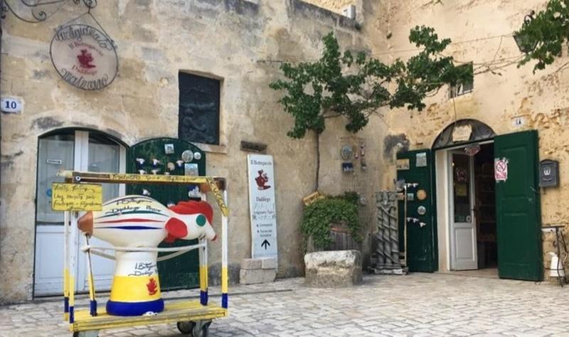 la location del Bottegaccio di Mario Daddiego